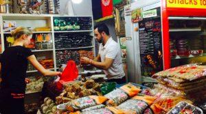 زرشک در سوپر مارکت ایرانی