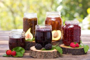 selling barberry jam