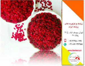 مرکز فروش زرشک بیرجند در اصفهان