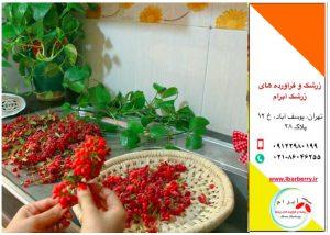 قیمت زرشک - ۲۴ مهر ماه ۹۸